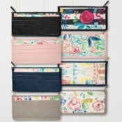 Bella Caroline RFID Wallet Collection