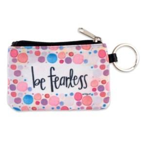 Be Fearless ID Wallet Keychain ETA: 7/2
