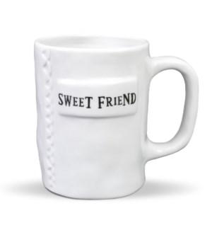 Sweet Friend Artisan Home Mug ETA: 7/12