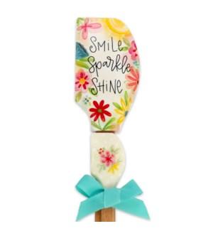 Smile Sparkle Shine Kitchen Buddies Spatula Set