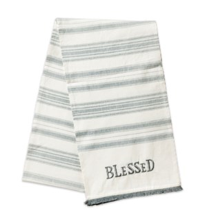 Blessed Cotton Table Runner