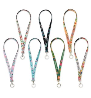 Simple Inspirations Lanyard Collection