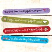 Simply Sassy Emery Boards Collection