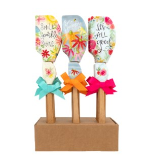Whimsical Floral Kitchen Buddies Collection