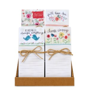 Magnetic List Pads Collection