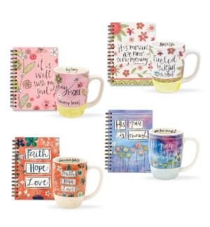 Scripture Mug & Journal Collection