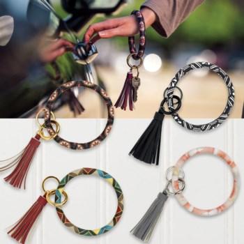 Bella Caroline O Ring Key Chain Collection