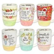 Simple Inspirations Cheerful Mug Collection