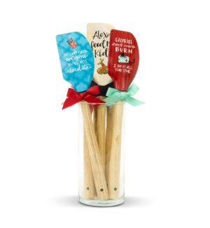 Simply Sassy Spatula Collection