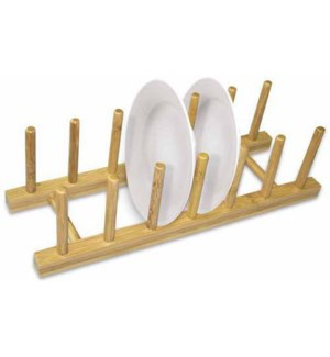 Bamboo Rack With Pegs