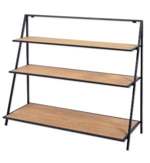 3-tier Metal Shelves