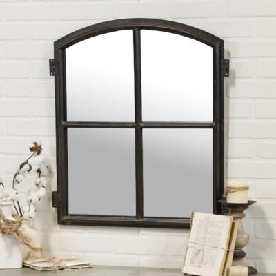 |MTL. WINDOW PANE MIRROR (1/cs)|