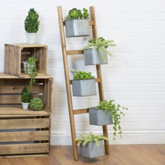 WD. LADDER PLANTER (1/cs)