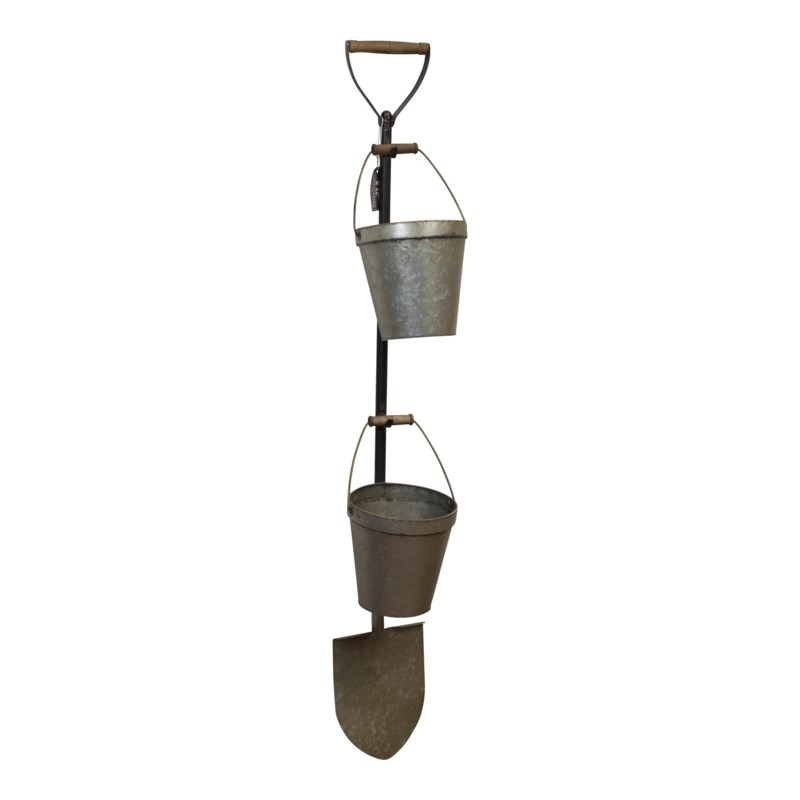 |MTL. SHOVEL PLANTER|