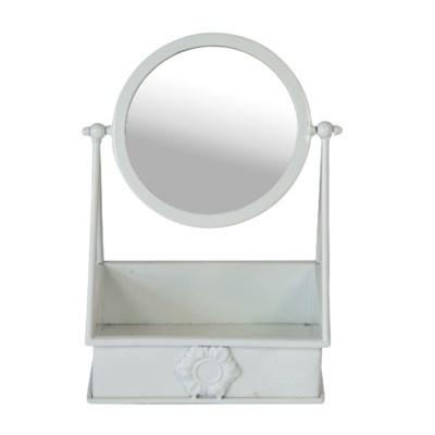 |MTL. TABLE MIRROR (1/cs)|