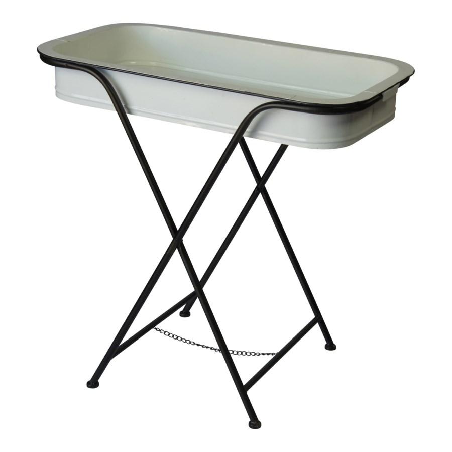 MTL. TRAY TABLES SET/2 (1set/cs)
