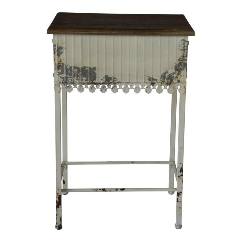 MTL./WD. TABLES SET/2