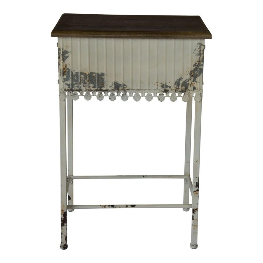 MTL./WD. TABLES SET/2 (1set/cs)