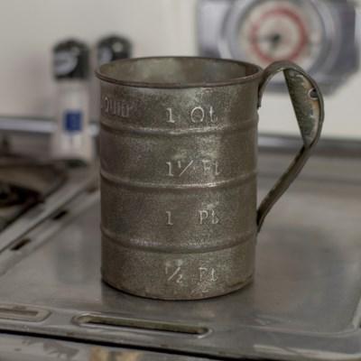 MTL. MEASURING CUP (4/cs)