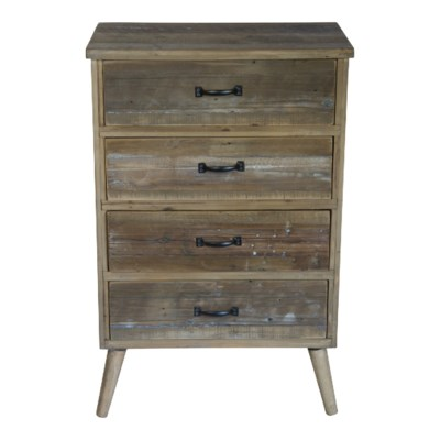 WD. 4 DRAWER CABINET (1/cs)