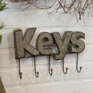 "MTL. ""KEYS"" HOOK (8/cs)"