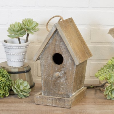 WD. BIRD HOUSE (1/cs)