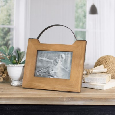 WD. TABLETOP PICTURE FRAME 5X7 (12/cs)