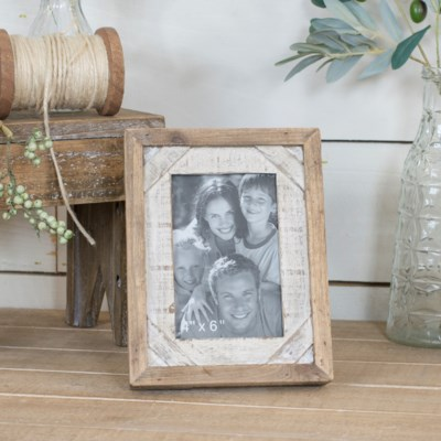 WD. PICTURE FRAME 4X6 (16/cs)