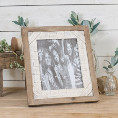  WD. PICTURE FRAME 8X10 (6/cs) 