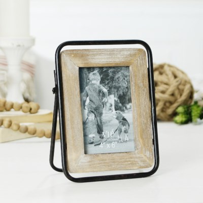 WD. PHOTO FRAME 4X6 (16/cs)