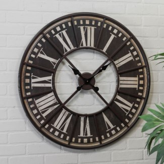 "WALL CLOCK 31.5"" (1/cs)"