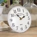 MTL. TABLE CLOCK (24/cs)