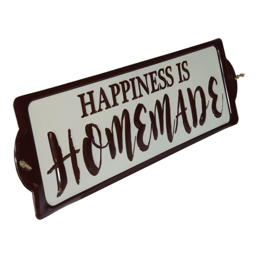 """MTL. SIGN """"HOMEMADE"""" (8/cs)"""
