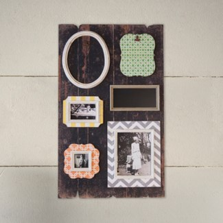 |WD. FRAME COLLAGE (2/cs)|