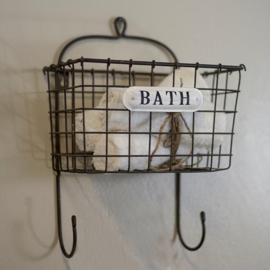 MTL.. BIN 'BATH' (16/cs)