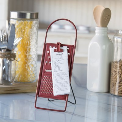 MLT. RECIPE HOLDER W/CLIP  (48/cs)