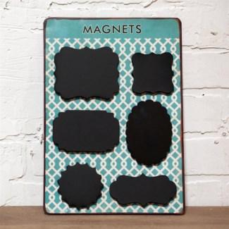  MTL. MAGNET SHAPES (16/cs) 