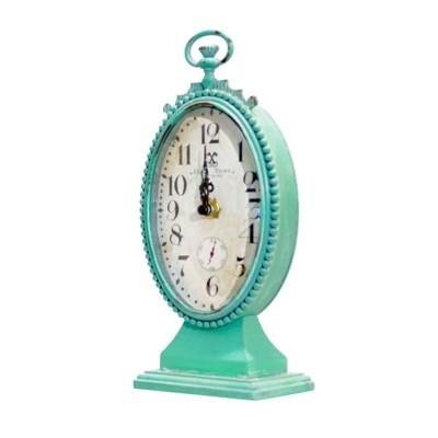 |MTL. TABLE CLOCK (16/cs)|