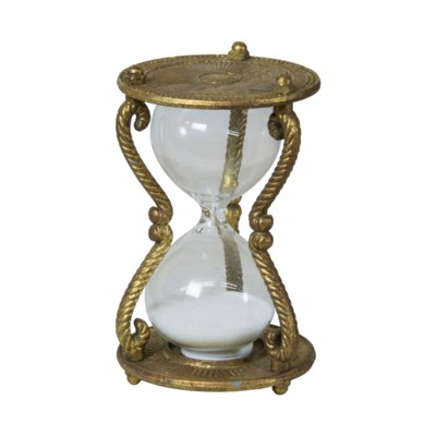 Decorative Hourglass 24cs Vip Home And Garden - Decorative-hourglass