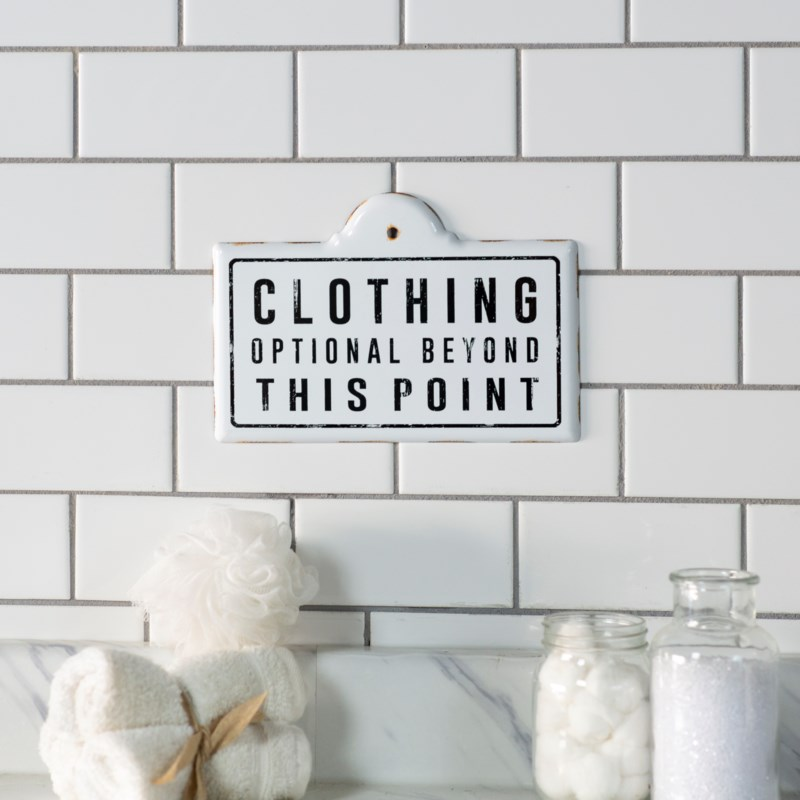 """MTL. SIGN """"CLOTHING"""""""
