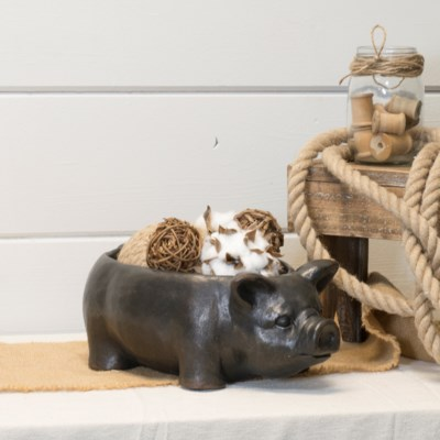 RESIN PIG HOLDER (4/cs)