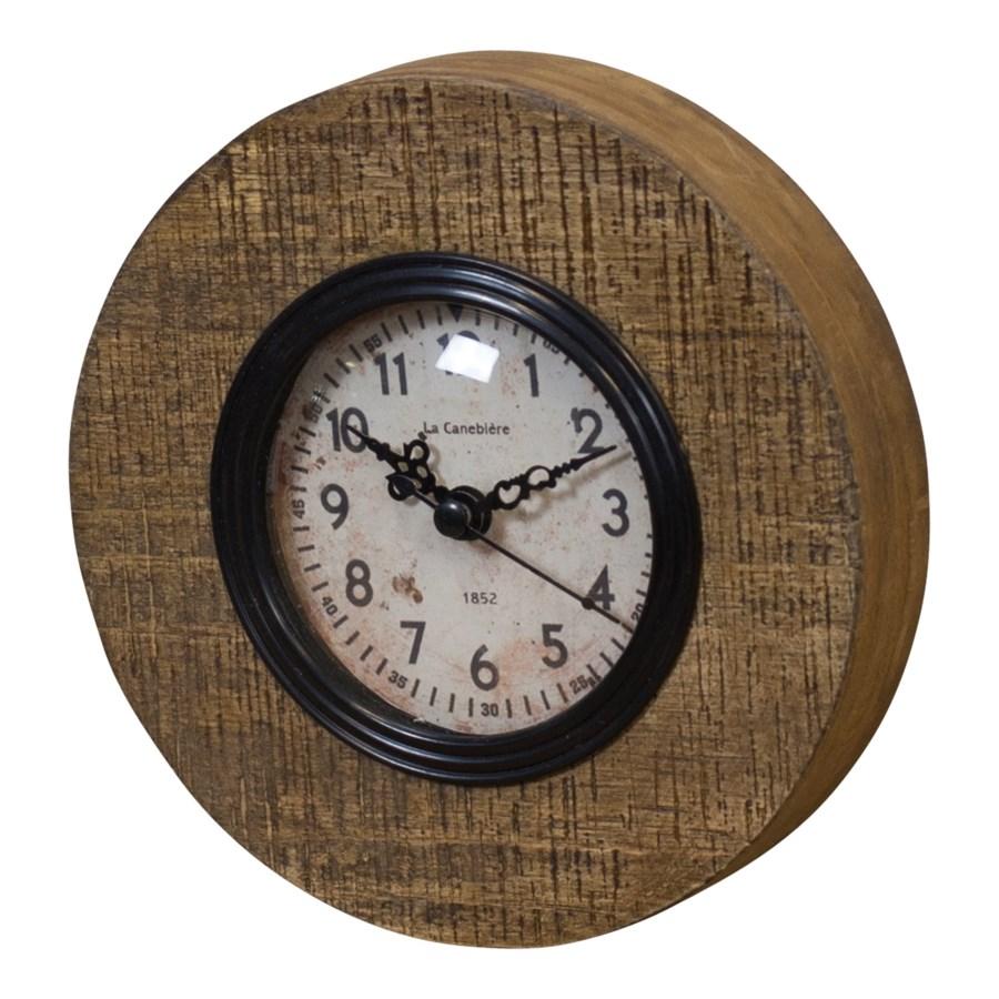 WD. MAGNET CLOCK  (36/cs)