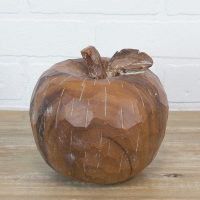 RSN. DECORATIVE APPLE (12/cs)