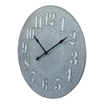 """MTL. CLOCK 36"""" (1/cs)"""