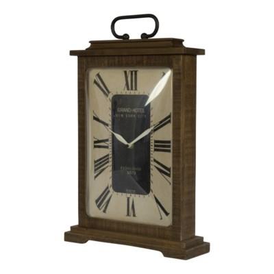WD. TABLE CLOCK (1/cs)