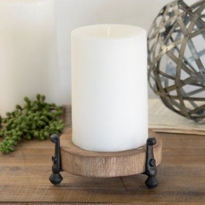 WD. CANDLE HOLDER (8/cs)
