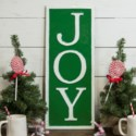 "MTL. SIGN ""JOY"" (1/cs)"