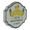 "MTL. SIGN ""LEMONADE FRESH"" (1/cs) (Available Jan 2019)"