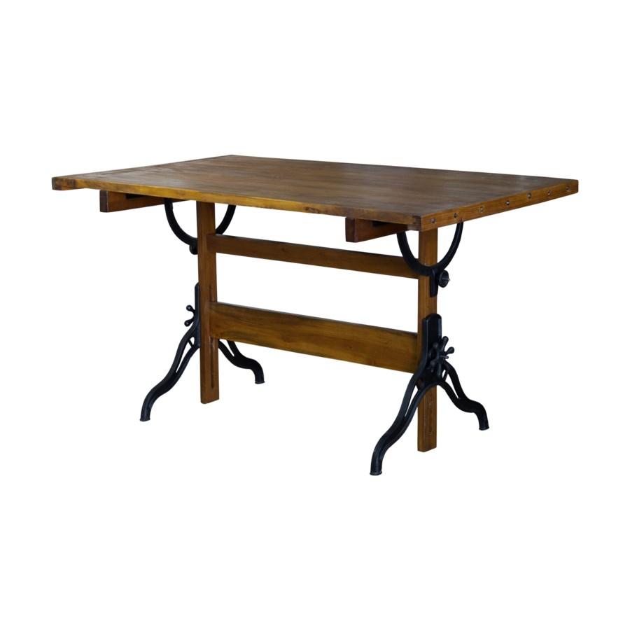 MTL./WD. DRAFTING TABLE (1/cs)