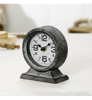MTL. TABLE CLOCK
